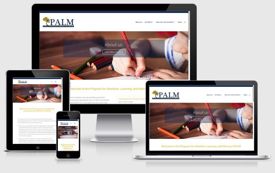 Education University Website Design