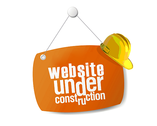 Stay Tuned – The Web Site Is Being Redesigned!