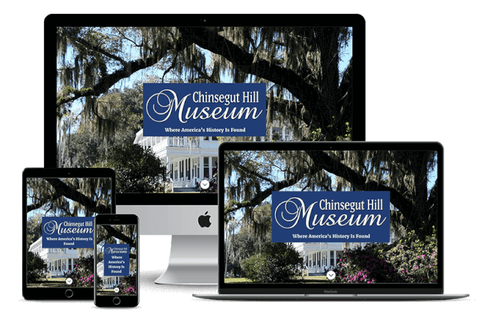 Chinsegut Hill Museum — Brooksville, FL Website Design