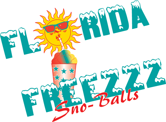 Florida Freeze Logo Design Orlando, FL