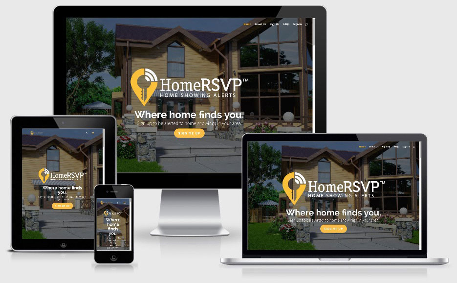 Home RSVP — Hernando County Website Design