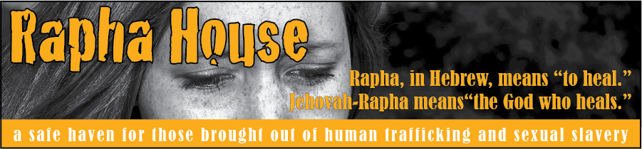 Human Trafficking Website Banner