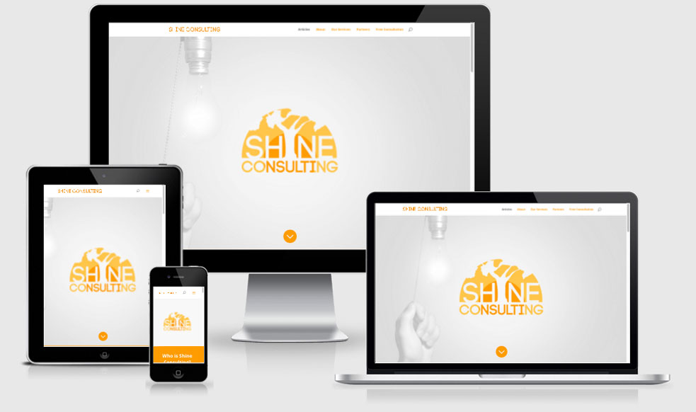 Marketing Firm Website Design — Brooksville, FL