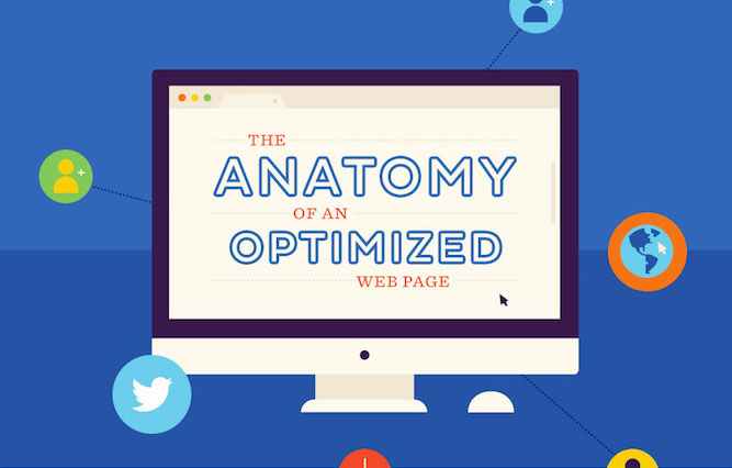 What Makes Up A Well Optimized Web Page?