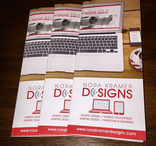 New Brochures Hot Off The Press!