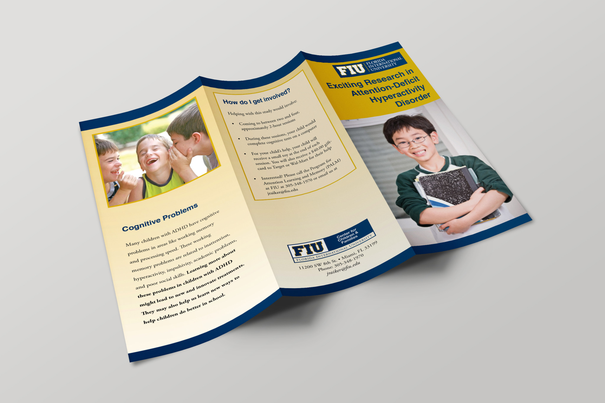 Florida International University Brochure Printing