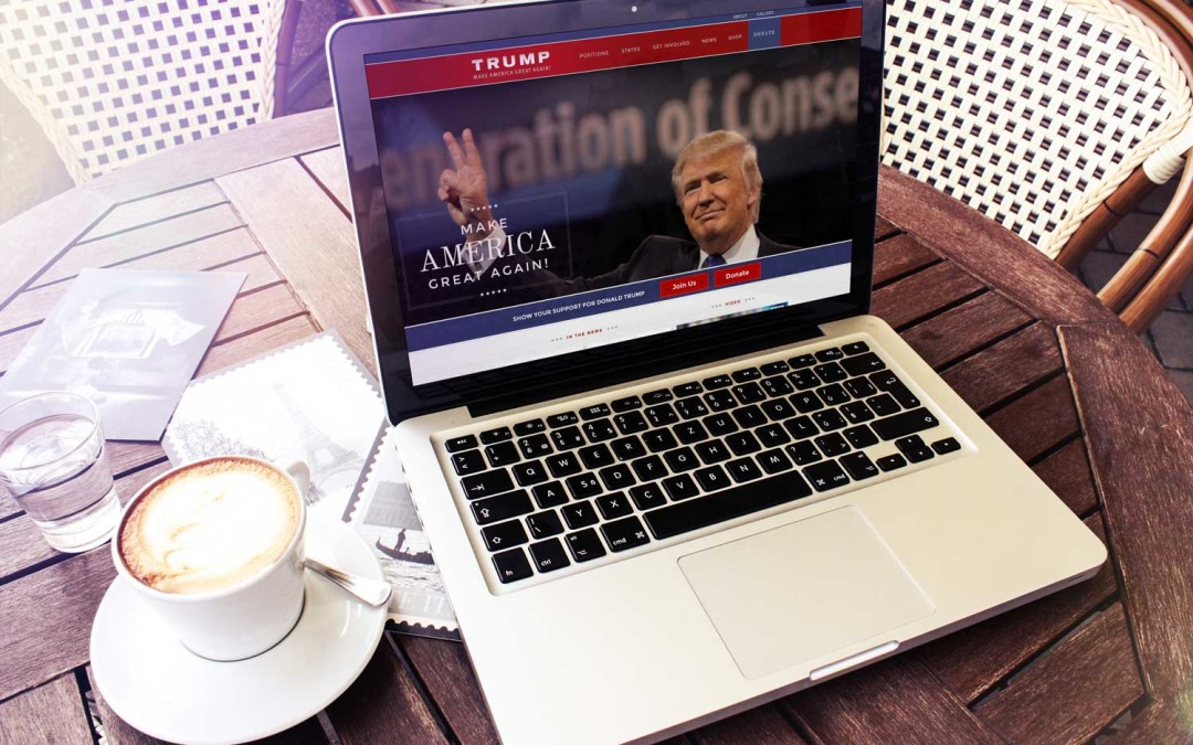 Can Presidential Candidates Even Keep Their Own Websites Secure?