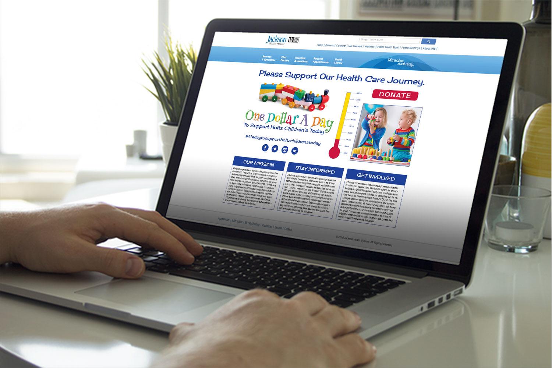 Holtz Web Page Design