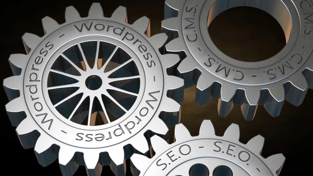 WordPress-Gears