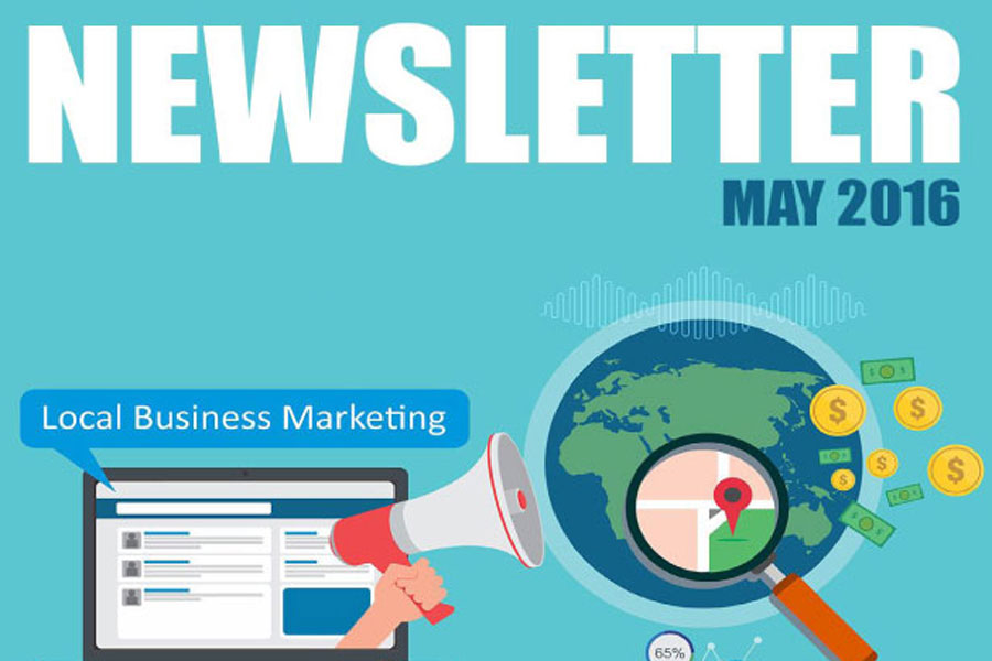 Download the May Issue of The SEO Newsletter