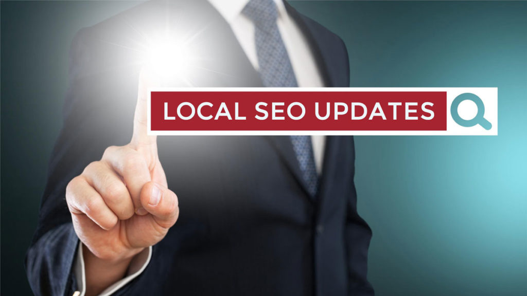 Local SEO Monthly News Updates