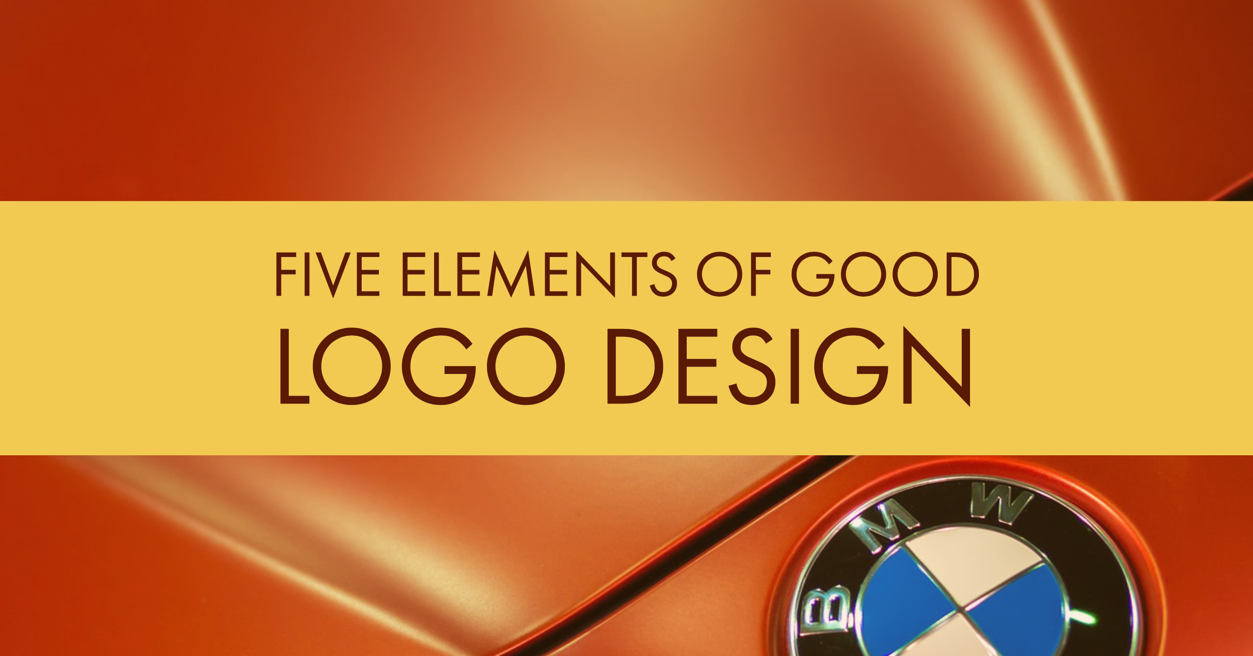 effective logo design Good and effective logo design doesn't just happen it takes strategy and planning learn the 5 principle elements that make for a logo design.