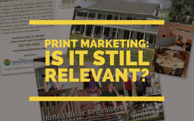 Print Marketing: Is It Still Relevant?