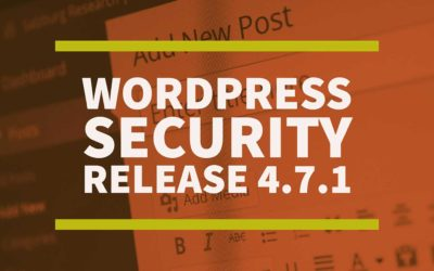 WordPress-Security-Release
