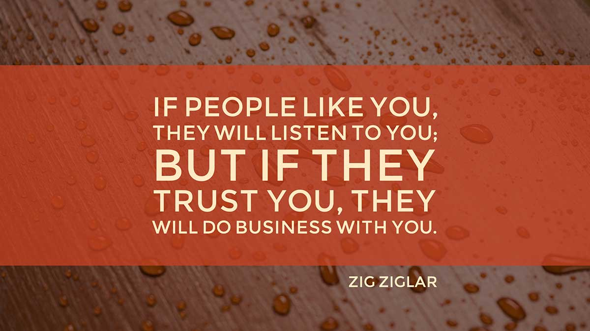 Like-Know-Trust