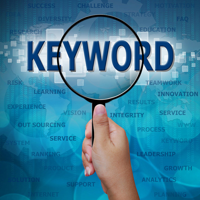 The Importance of Keywords in Generating Increased Traffic