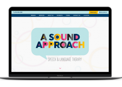 A Sound Approach Speech & Language Therapy