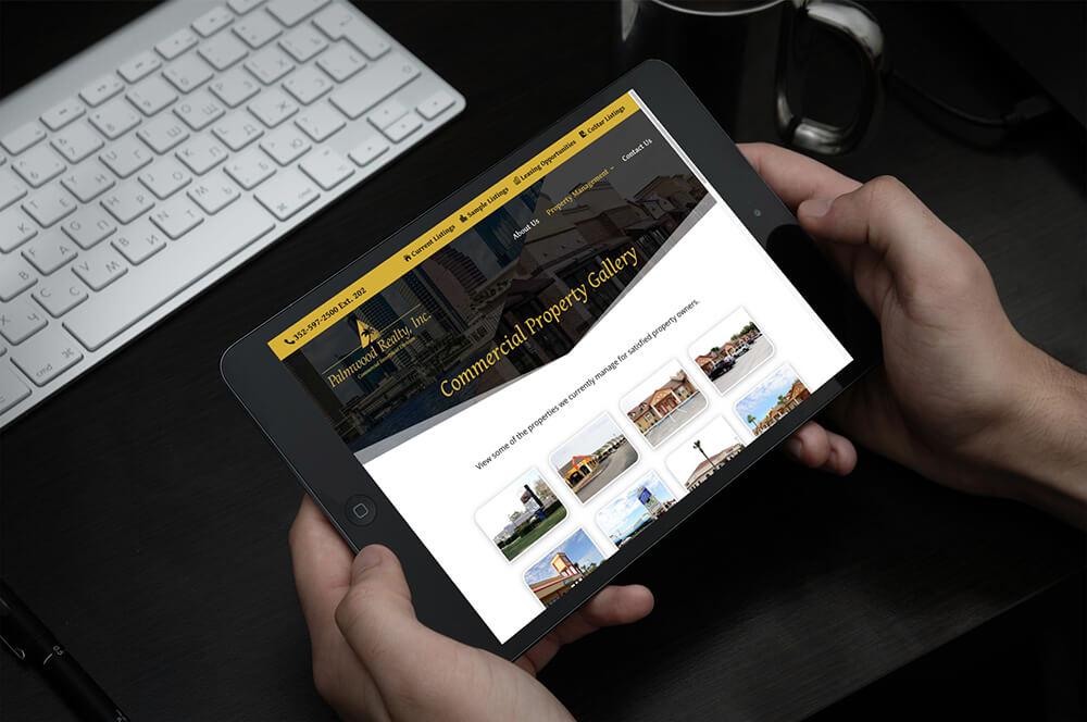 Website Designer for Real Estate Agent Hernando County