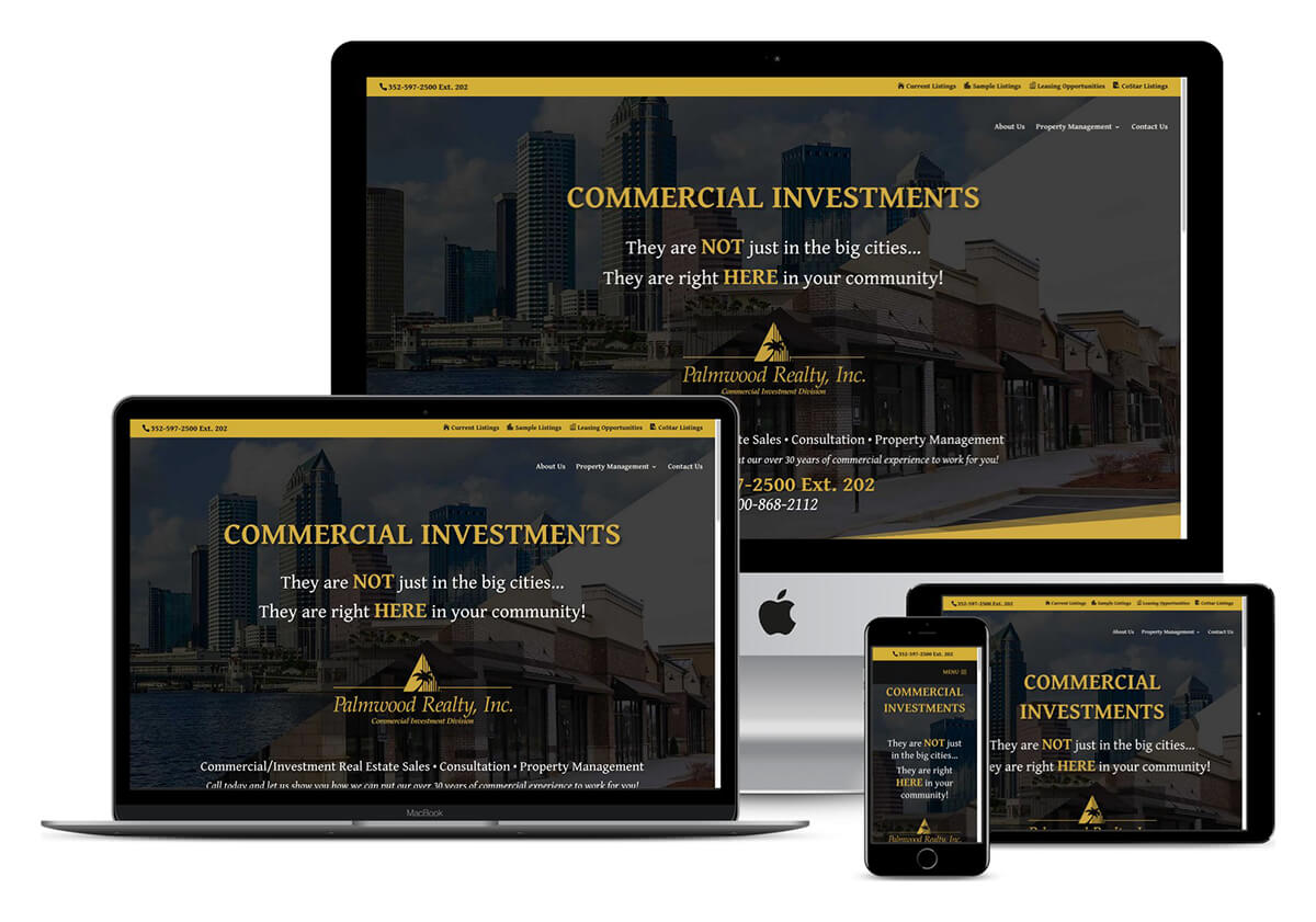 Real Estate Website Designer in Hernando County