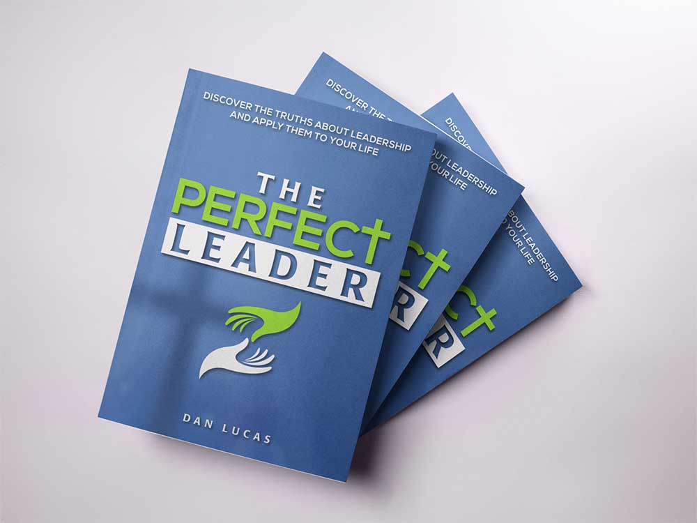 The Perfect Leader Book Cover Designer - Florida