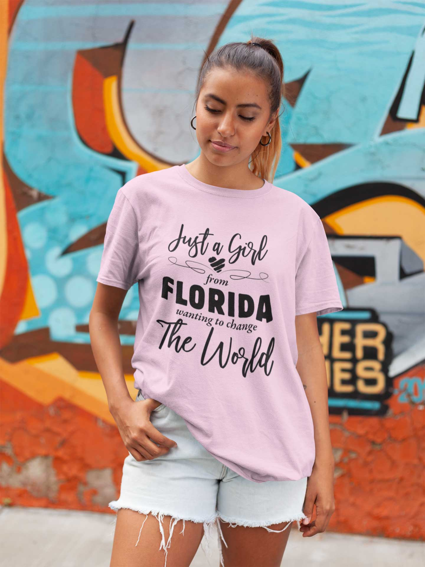 Love Missions T-Shirt Designer Florida