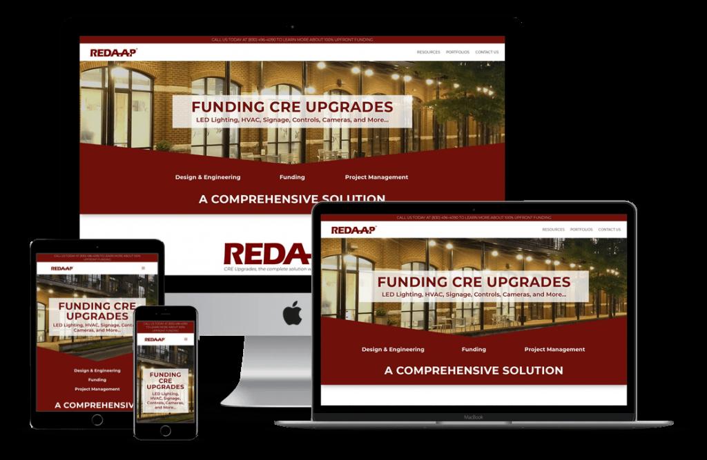 Industrial Lighting - Tampa, FL Website Design