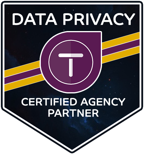 data privacy certified agency badges
